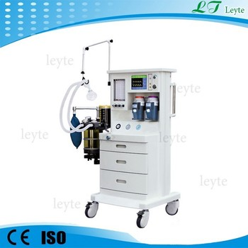 8.4inch screen ce approved medical icu anesthesia vaporizer