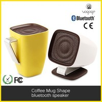 Coffee Cup Bluetooth Speaker with Mug Shape,Special Design Wireless Bluetooth Speaker