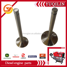 Machinery Diesel Engine Parts Tractor General Industrial Equipment Cylinder Liner Valve ZH1130