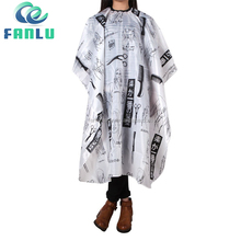 Hair Salon Cutting Apron Barber Hairdressing Cape for Haircut Hairdresser Hair Cut Apron Barbershop Apron