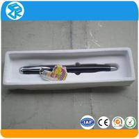pvc plastic cardboard folding pen display box