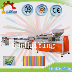 drink straw extrusion production line machine