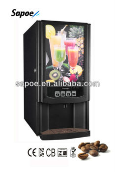New LED Light Box coffee machine with CE CB approved