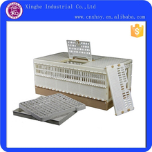 Foldable Poultry Transportation Cages