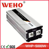 High efficiency 5000w pure sine wave 12v dc to 220v ac inverter circuit