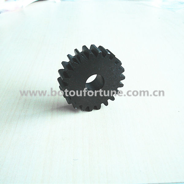 steel spur gear 1 Mod with 24teeth for cnc machine 10pcs a pack