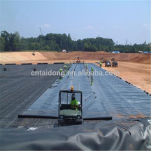 Hot sale & high quality hdpe geomembrane linings