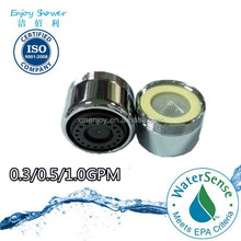 Xiamen Factory!!! Fujian Water saving kitchen sanitary faucet aerator 1.5/2.0GPM