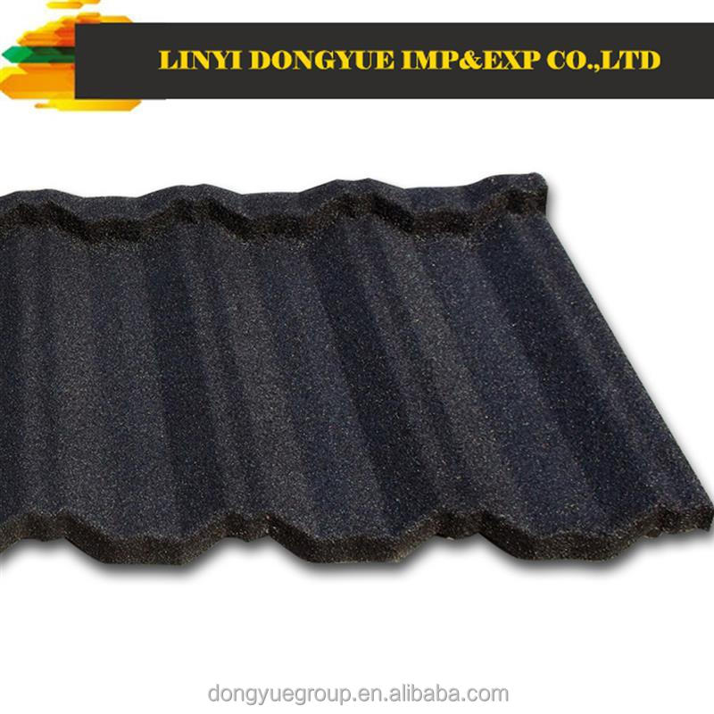 archaize steel corrugated roofing tile/metal for roofing/stone coated steel roofing sheet