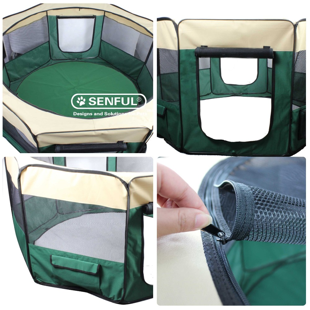 Waterproof Pet Playpen