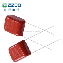 CBB21(MPP) 105J450V Metallized Polypropylene Film Capacitor