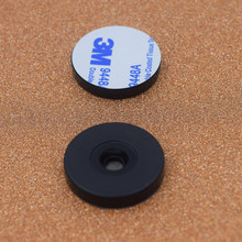 Waterproof pvc nfc coin tag/plastic ntag213 rfid abs nfc disc token tag
