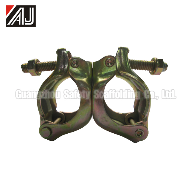 Hot Sale Type Pressed Scaffolding Coupler For Construction