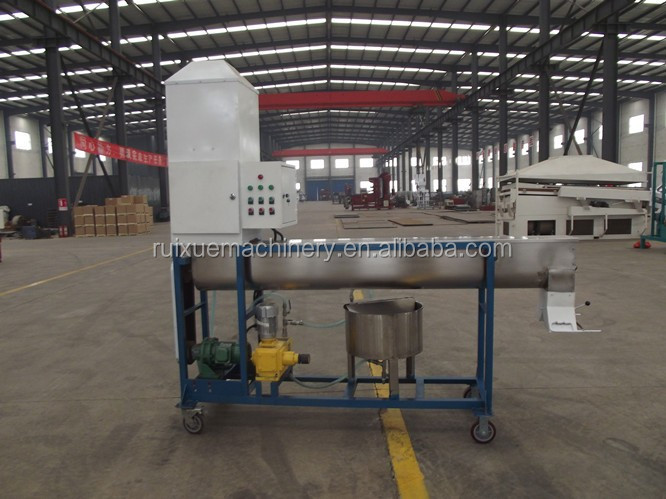 Wheat Vegetable Seed Treater / Paddy Maize Seed Coating Machine