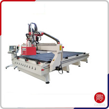 Auto-tool changer cnc router combination woodworking machine 2141