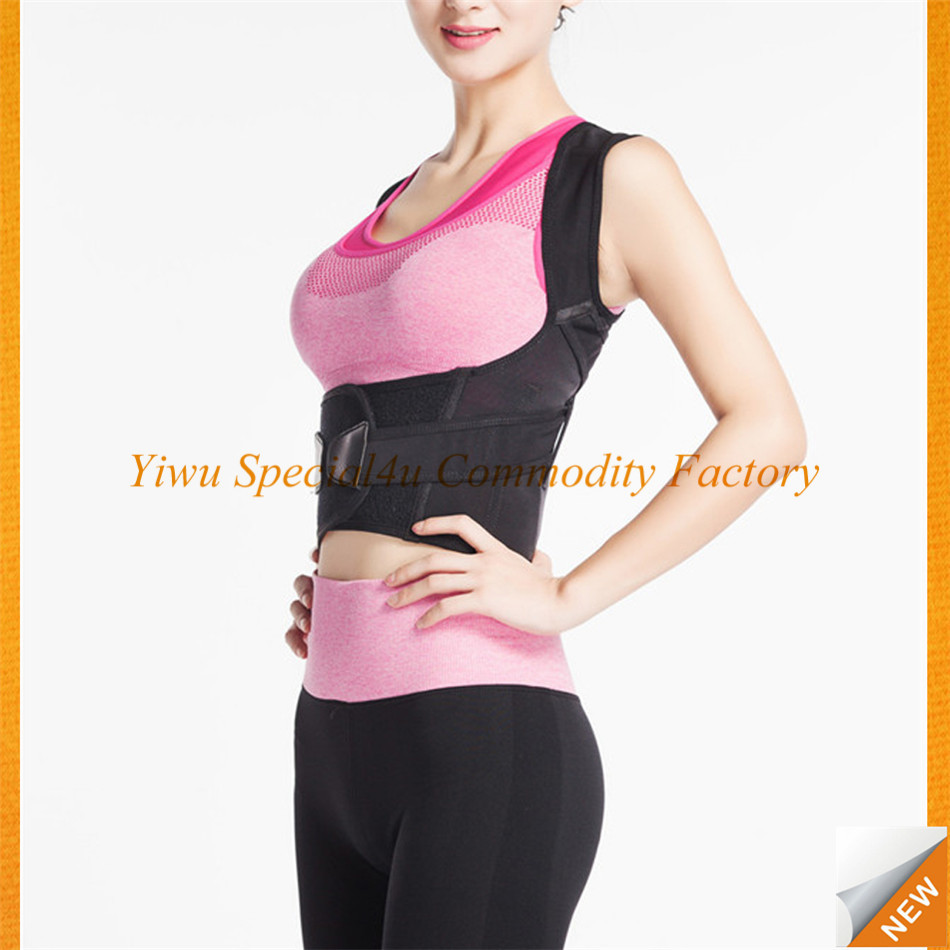 SPRA-234 Customized elastic back posture support strap posture corrector