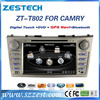in dash double din navigation box for toyota camry 2007 2008 2009 2010 2011 with radio gps navigation BT mp3 mp4 LHR