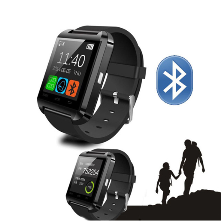 Android U8 smart watch bluetooth cheap bracelet smart mobile watch u8 phone with measure altitude 2016