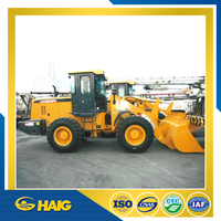 XCMG Brand 3tons Wheel Loader Price LW300FN- Construction Machinery