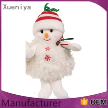 New Design eco-friendly high quality animated singing moving snowman