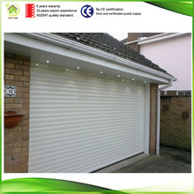 Alibaba online customize size aluminum frame automatic garage commercial roller shutter door