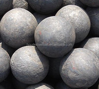 4 inch forged grinding ball for ball mill ISO9001-2008