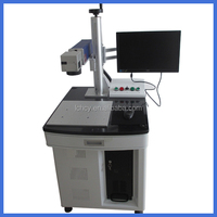 high quality Raycus fiber laser marking machine for tungsten rings/bracelets