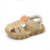 Latest Fastening Cut Out leather boy shoes Comfort baby Sandals