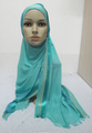 NL173 new style muslim long shiny scarf,popular scarf