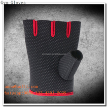Hot Selling Breathable design fitness Gloves gym gloves improve friction