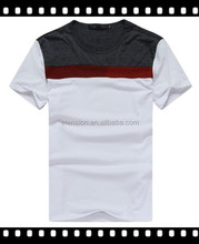 Hot Sale Cheap Men White Patch T Shirt In Montreal