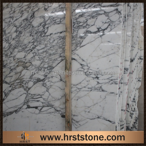 Italy white marble dust