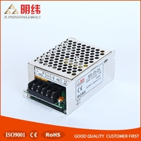 Low price promotion swithching 24V power supply 1A 25W