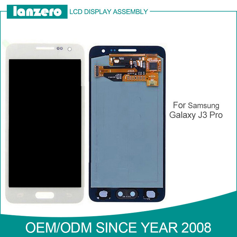 LCD Digitizer for Samsung J3 Pro LCD Assembly Display Screen for Samsung Galaxy J3110