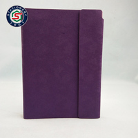 wholesale pu leather design diary cover supplier