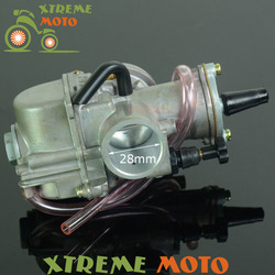 New Motorcycle 28mm-34mm KOSO Power Jet Carburetor Carb Quad