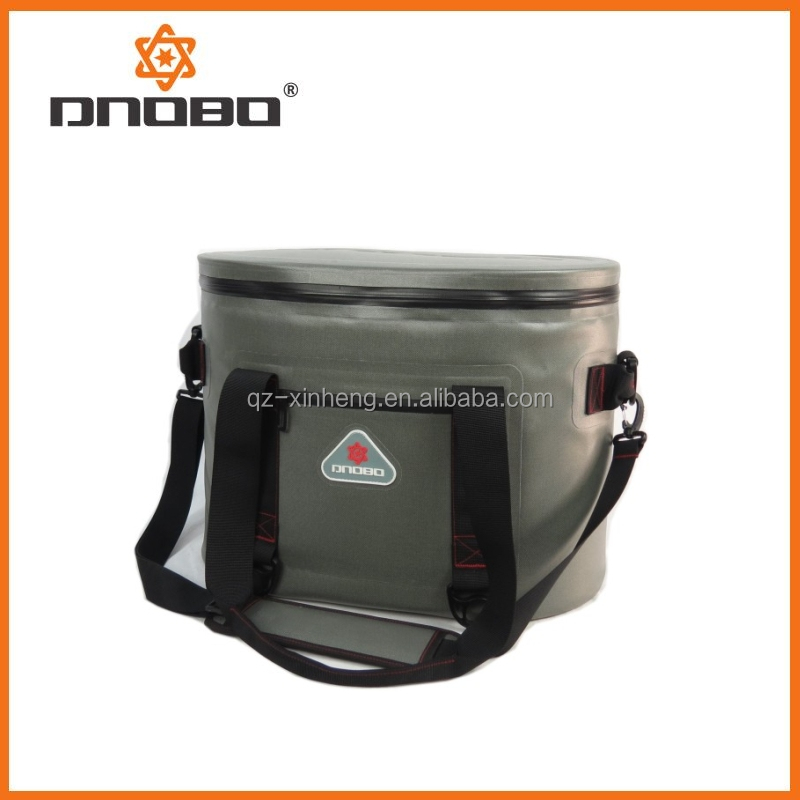 Dnobo 20 can yety oval hopper soft coolers with insulated foam for outdoor camping,fishing