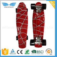 Kids Cheap 22 inch Plastic skateboard Supplier