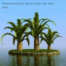 Palmaceae Artificial Natural Elaeis Fake Tree Canary Palm Phonix Palm For Sale