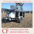 SALES PROMOTION! 2015 Rong Cheng steel camper trailer