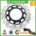 320mm oversize offroad bike brake disc with adaptor for KTM SXF 250