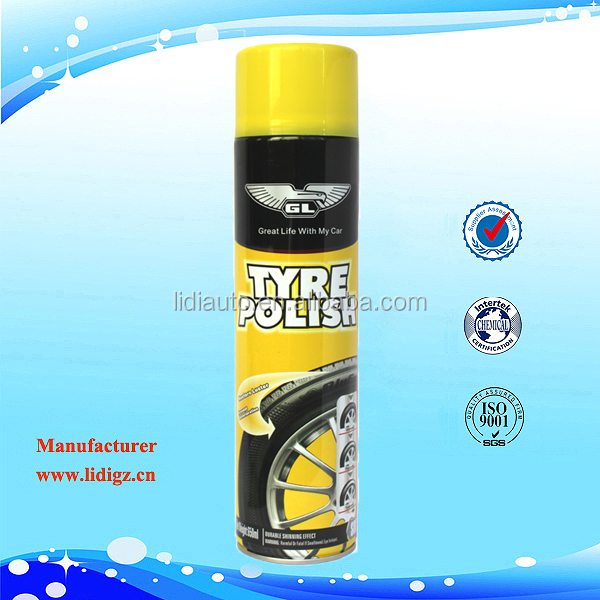 650ml tyre foamy cleaner