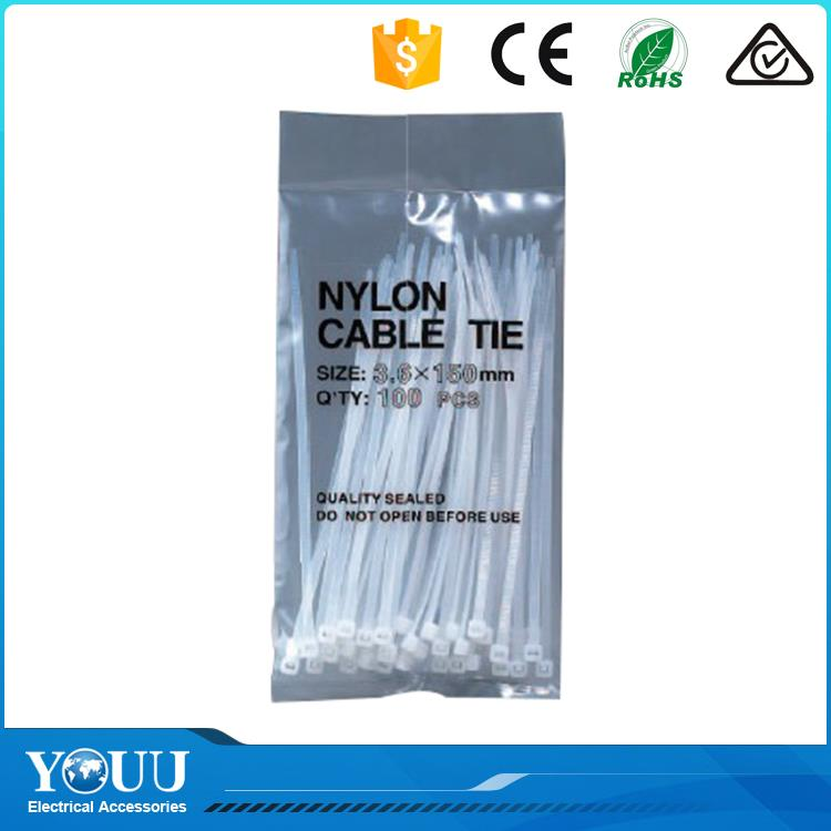 YOUU Best Selling Products In Asia Self-Lock Nylon Accessories Self Locking Cable Tie