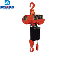 Japan style conforming to JB standard of CE certificates 5 ton fixed electric hoist