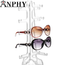 ANPHY A219 Clear Sunglasses Display Shelf / Plastic Glasses Rack