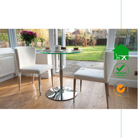 DT 2042 Round 2 Seater Glass