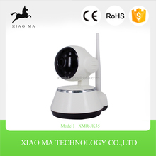 Mini Smart Home Cloud Motion Detection PTZ Small IP Wifi Security Camera with Free Android iOS APP XMR-JK35