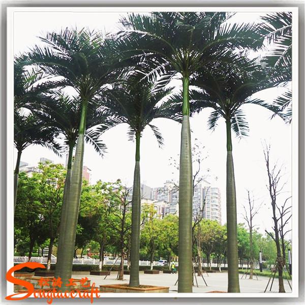 De alta calidad de gran palmera inflable isla de palma al - Palmeras de plastico ...