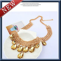 2014 new design high fashion jewelry