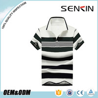 100% Cotton Friendly Sports Uniform POLO Shirts